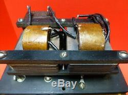 1000 Cycle AUDIO OSCILLATOR GENERAL RADIO 213B Tested ELEGANT VINTAGE COLLECTOR