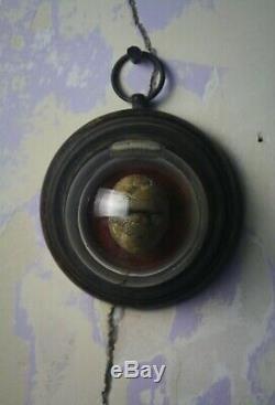 19th Century Cased Bezoar Curiosity Taxidermy Curio Antique Scientific Medical