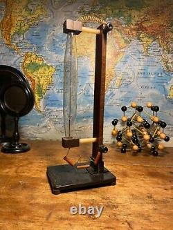 ANTIQUE CATHODE RAY TUBE Glowlight oscillograph tube Max Koh 1930
