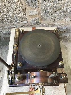 A Very Rare 19th Century Demonstration Vacuum Pump by W. Ladd