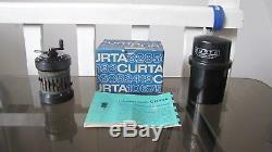 Ancienne calculatrice curta type 2 II contina 1965 boxed old antique calculator
