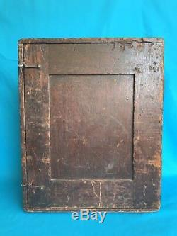 Antique 1943 C L Berger & Sons Boston Mass Surveying Transit Instrument Wood Box