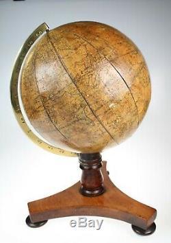Antique Bale & Woodward Celestial Globe Circa 1845
