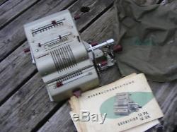 Antique Brunsviga Calculator Abacus Adding Machine