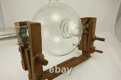 Antique Cold Cathode Villard Valve X Ray Tube Mounted Newton & Wright London