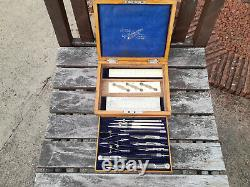 Antique Drawing Instruments/Drawing Set Watson & Sons High Holborn London