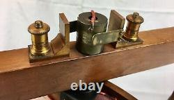 Antique, Earth Inductor, J Griffin and Sons Ltd London, science / physics