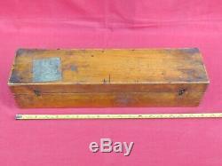 Antique Fullers Calculator / Cylinder Slide Rule