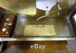 Antique Galvanometer 1880 Electrostatic Kelvin Voltmeter Sci Instrument England