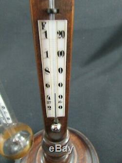 Antique Hygrometer c. Early 1900s