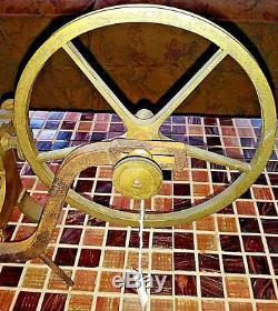 Antique Jewelers Lathe