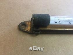 Antique Lambrecht's Polymeter thermometer/barameter
