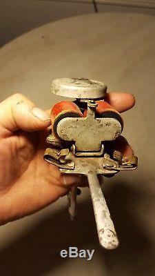 Antique LePage Motor Toy Bi Polar DC Electric Salesman Sample Outboard