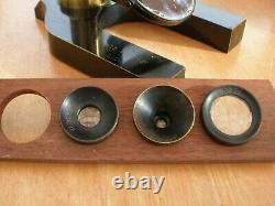 Antique Leitz'W' Dissecting Microscope