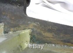 Antique Lighthouse Door 35´´ Fresnel Lens 3rd Order Benard Et Turenne Key Piece