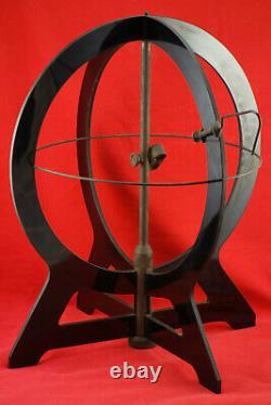 Antique Marconi Bakelite Radio Electrostatic Antenna Scientific Insturment