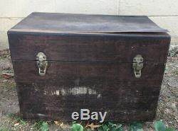 Antique Mcintosh Portable Diathermy Apparatus Medical History, Quack etc