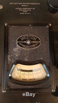 Antique Northrup LN Model 7 Deflection Potentiometer 440