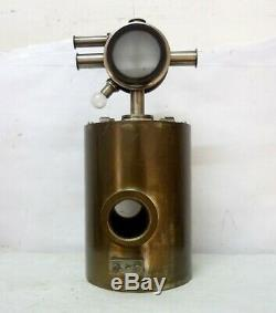 Antique Paris Nuclear Radiation Measuring Device Ionization Chamber Lab Electric