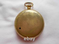 Antique Pocket Barometer/Altimeter by Harrods Ltd