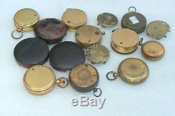 Antique Pocket Barometer Parts