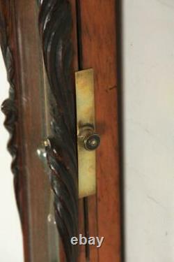 Antique Rosewood Marine Stick Barometer Sympiesometer Gray Strand Liverpool