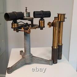 Antique Scientific Instrument Spectroscope / Spectrometer by Adam Hilger