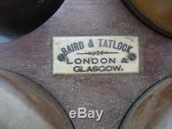 Antique Static Electricity LEYDEN JAR Battery Whimshurst Ramsden Machine 1880
