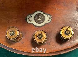 Antique Tangent Galvanometer John J Griffin & Sons Ltd London GRAMME STANDARD