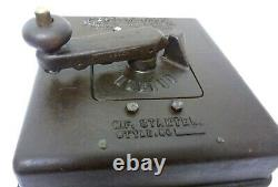 Antique Westinghouse Huge Starter Railroad Rheostat Switch Control 15 Lbs. Rare