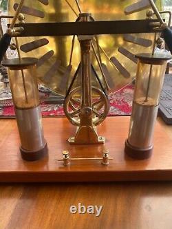 Antique Wimshurst Machine by Philip Harris of Birmingham(c. 1900) Hallmark