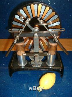 Antique Wimshurst machine