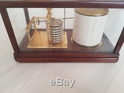 Antique XIX century Barograph by Watson and Sons LTD, Holborn