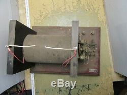 Antique cenco laboratory electrical apparatus high voltage coil 2B-31