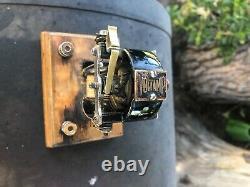 Antique electric motor VOLTAMP Little Motor Runs great