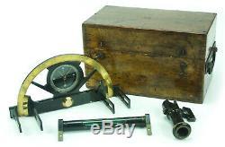 Antique graphometer Stanley, London c1860