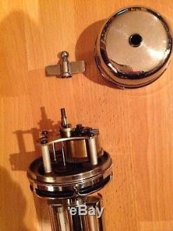 Assman Mechanically Aspirated Psychrometer, By Negretti & Zambra Antique