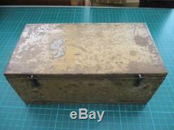Box of 72 vintage/antique prepared Microscope Slides