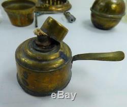 C1872 steam Spray Inhaler / nebuliser Dr. Siegel Antique VINTAGE DOCTOR ASTHMA