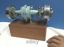 CAR Cross Section Working Fine Rear Axle Differential Gears Hohm