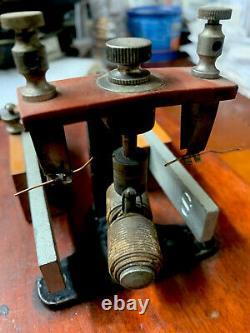 Central Scientific company DC Motor Demonstrator Antique No. 9 Educator Bipolar