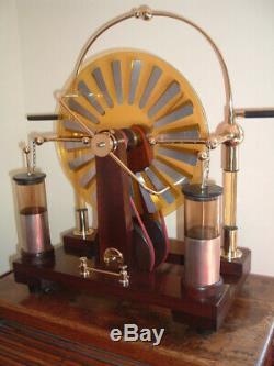Classic Wimshurst machine