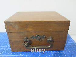 Crosby steam engine indicator stunning condition original box and papers