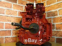 Cut Away, Sectioned, Display Engine, 4 Stroke, OHC. Stationary, Teaching engine