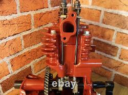 Cut Away, Sectioned, Display engine, 4 stroke, OHV. Stationary, Teaching engine