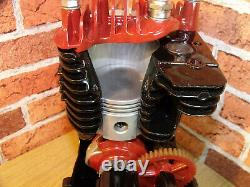 Cutaway Engine, Sectioned 4 stroke, Stationary Engine, Display Engine