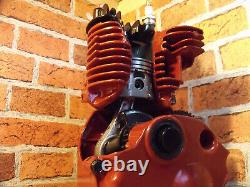 Cutaway Engine, Sectioned 4 stroke, Stationary Engine, Display, Teaching Engine