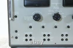 EMT 420a Wow And Flutter Meter RARE