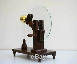 Early Victorian Winters Type Friction Electrostatic Machine