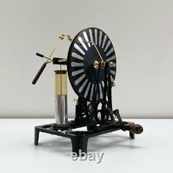 Edwardian Period Wimshurst Machine Or Electrostatic Generator
